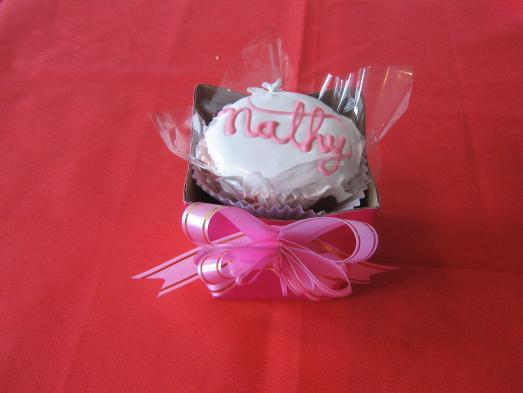 Cupcake para lembrancinha