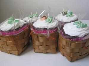 Cupcakes de Páscoa II