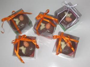 Cupcake de Páscoa III
