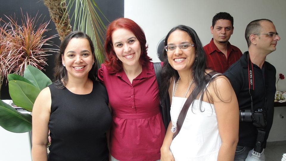 Eu, Gaby Presente e Vanessa