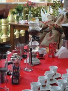 Workshop de café da Três Corações