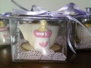 Lembrancinha de Chá de bebê