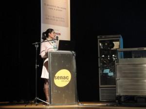 Sra. Suzana - palestrante