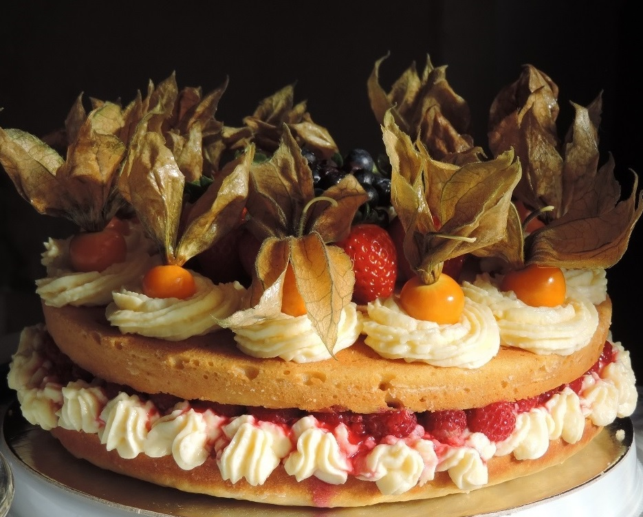 naked cake blog