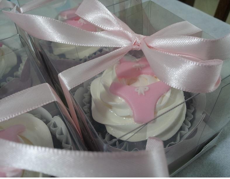 cupcakes de lingerie